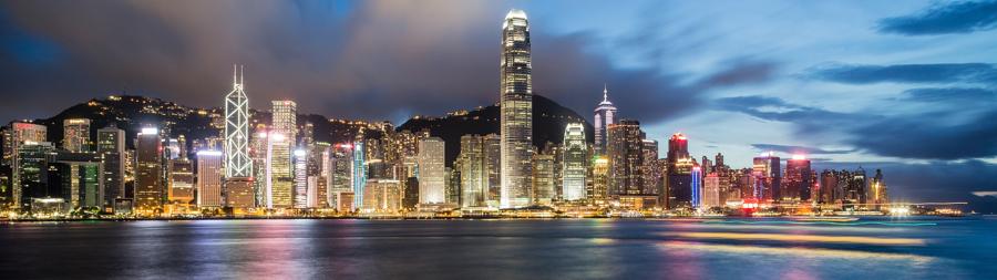 Регистрация компании Гонконг