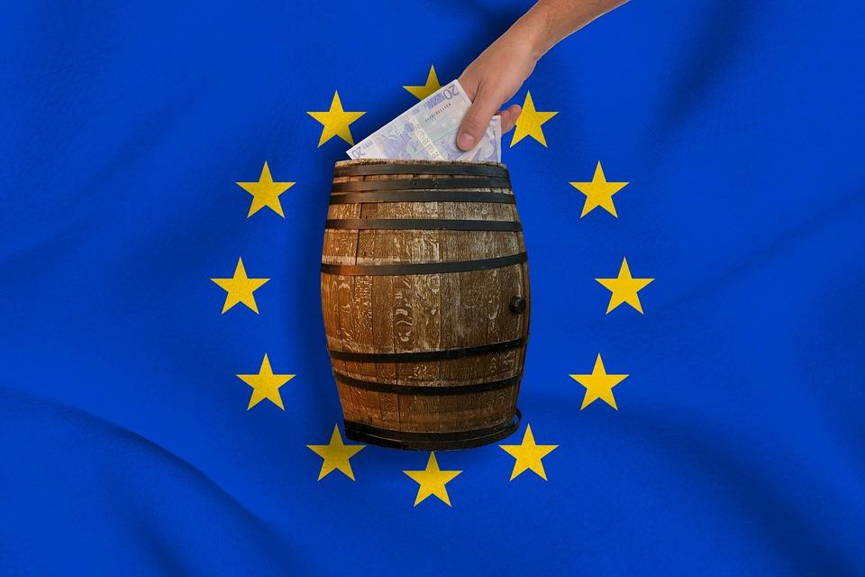 Контроль криптовалюты в Европе