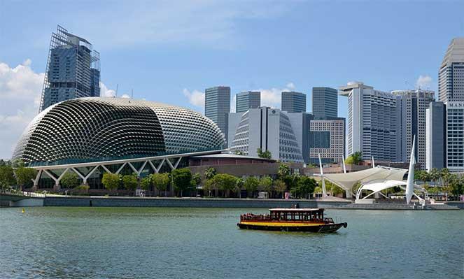 Защита данных для Сингапурских компаний