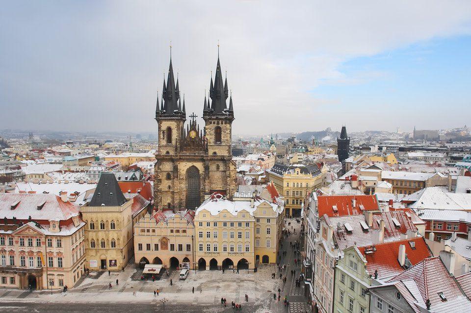Geschäfte machen in der Tschechischen Republik