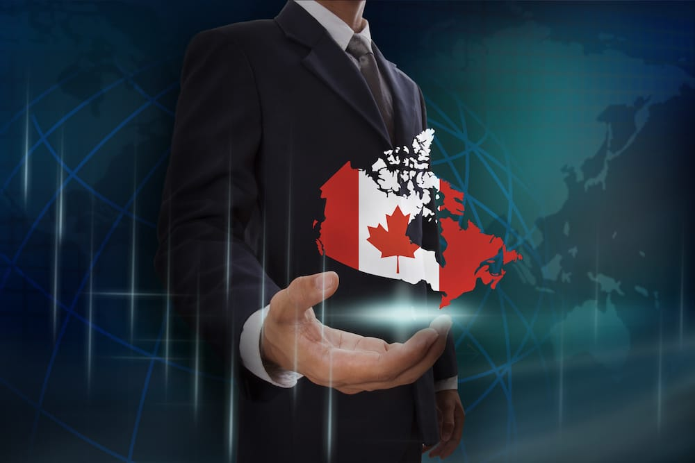 बिक्री के लिए कनाडाई वित्तीय संस्थान
