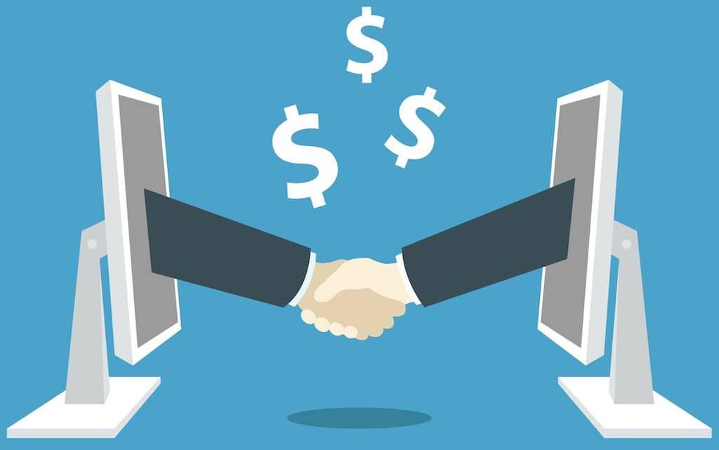 P2P-Plattform zum Kauf und Verkauf von Kryptowährung zum Verkauf