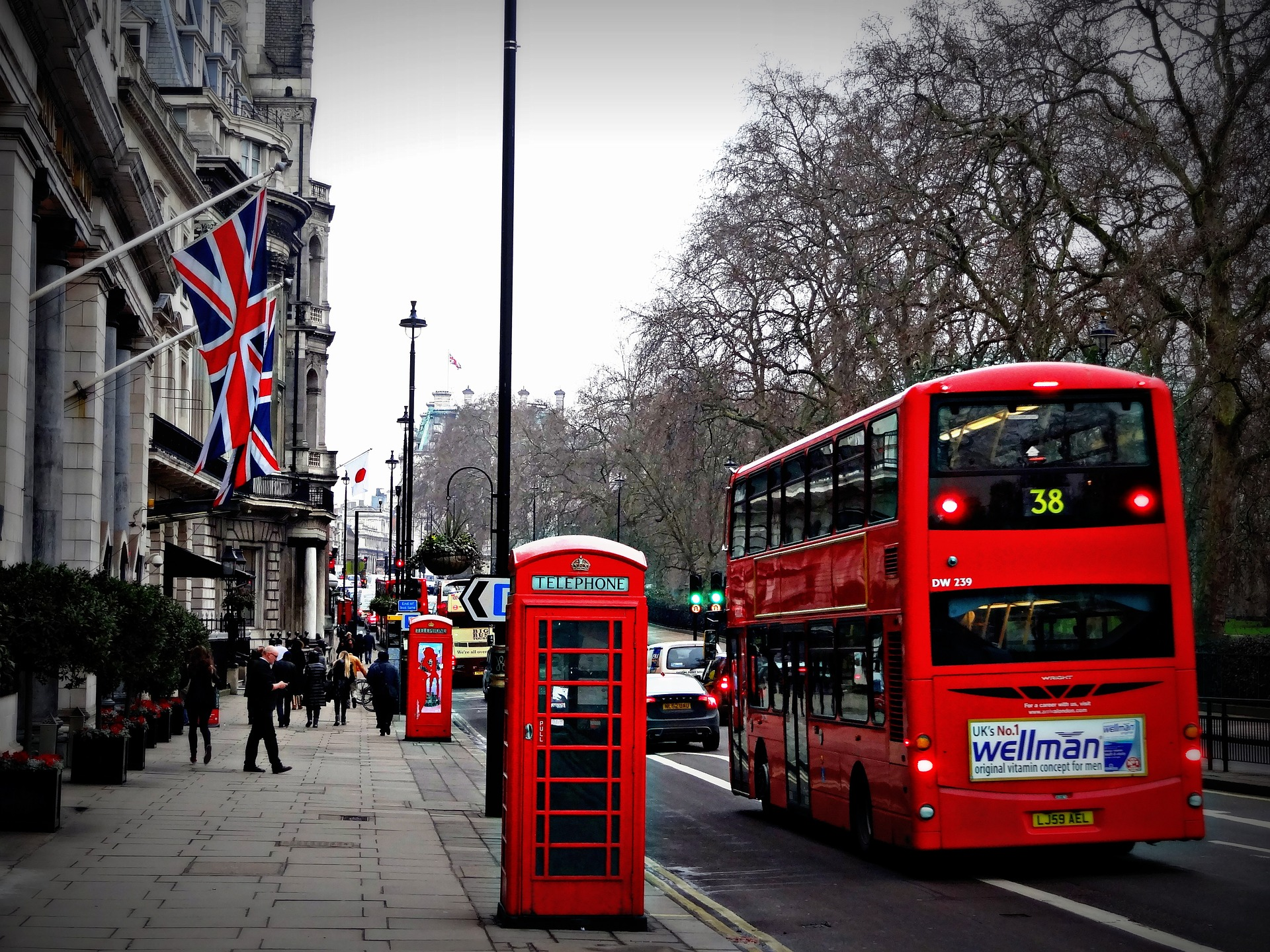 Licence API au Royaume-Uni à vendre