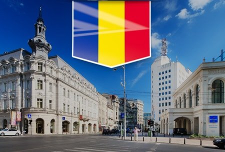 Company based in Romania for sale