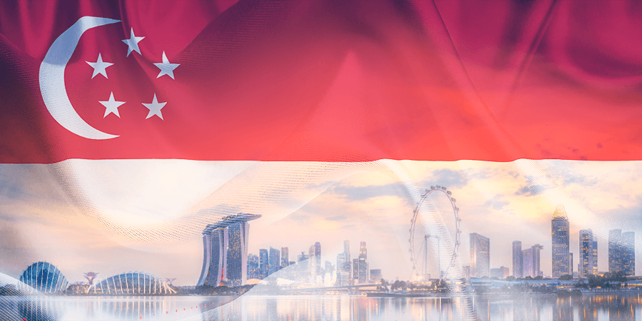 Ready-made company with bank accounts in Singapore for sale
