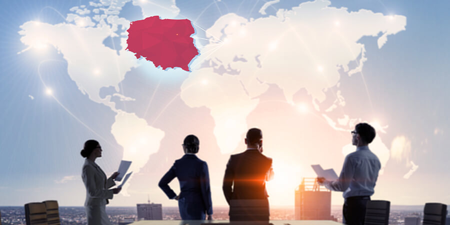 Ready-made company with three bank accounts in Poland for sale