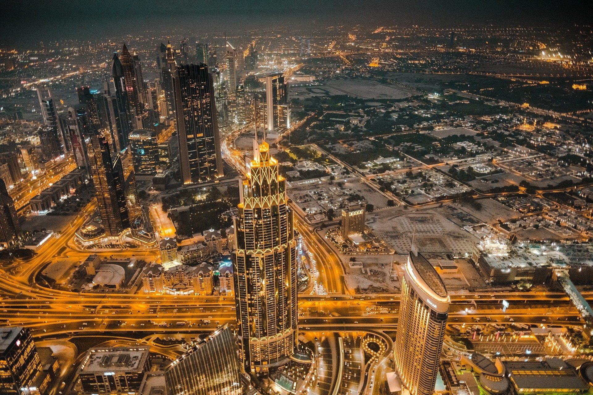 Компанія з банківським рахунком в ОАЕ на продаж