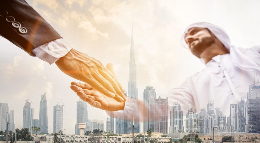 Ready-made company in UAE with trade license and bank account for sale