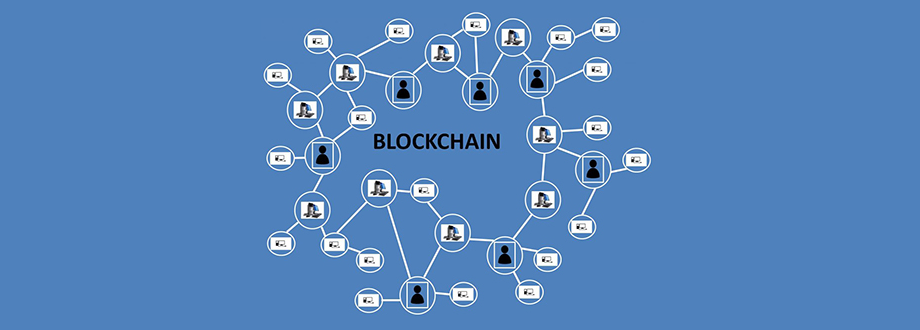 Shares of blockchain company for sale