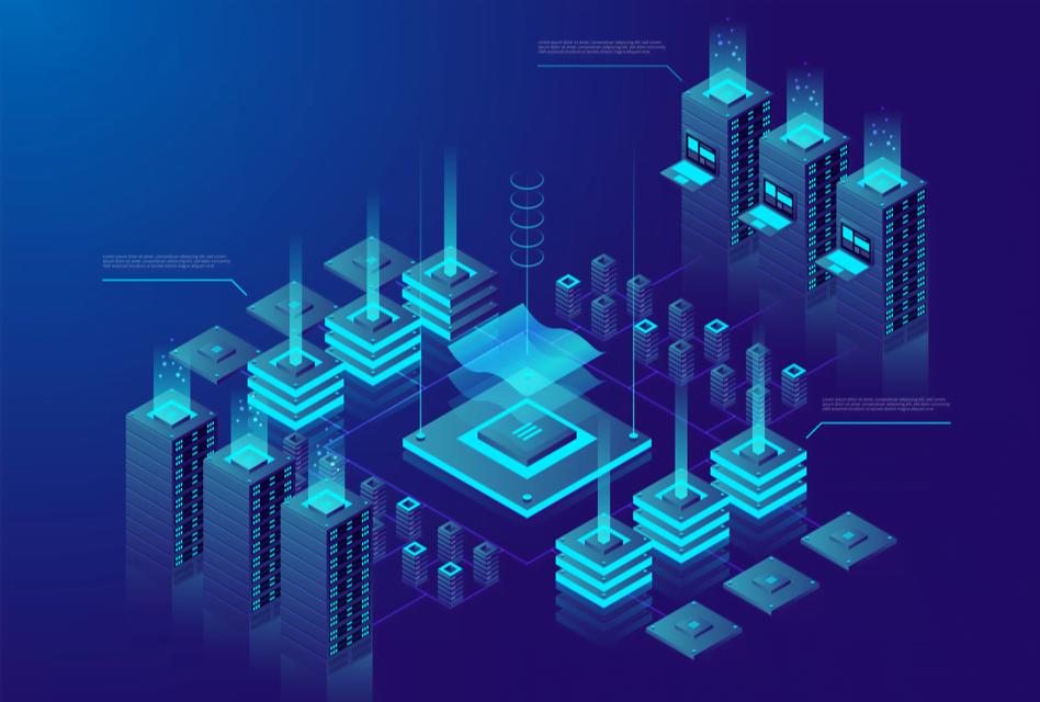 Blockchain-Technologieplattform zu verkaufen