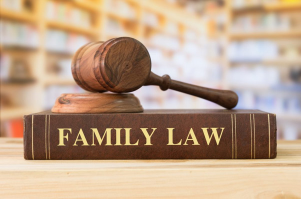 Attorney for the family matters