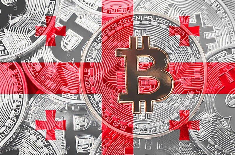 Организация крипто-биржи в Грузии