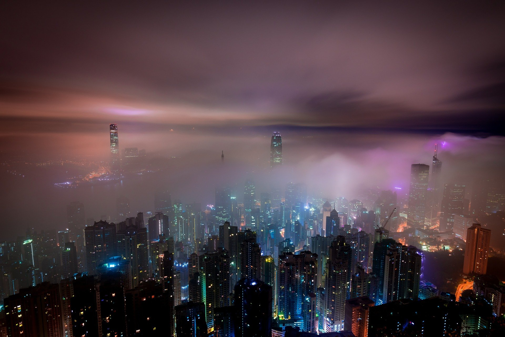 Company in Hong Kong with 2 bank accounts for sale
